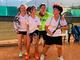 Tennis: U14, avanti le giocatrici dell'Aosta Tennis Club