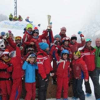 Sci alpino: allo Sc Crammont MB la Coppa Comune di Gressan a Pila