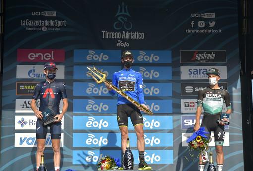 Ciclismo: Una Tirreno-Adriatico grandi firme