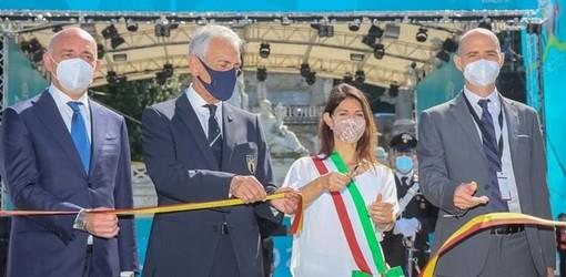 Si alza il sipario sull'Uefa Festival: Roma è pronta per vivere le emozioni dell'Europeo con i tifosi