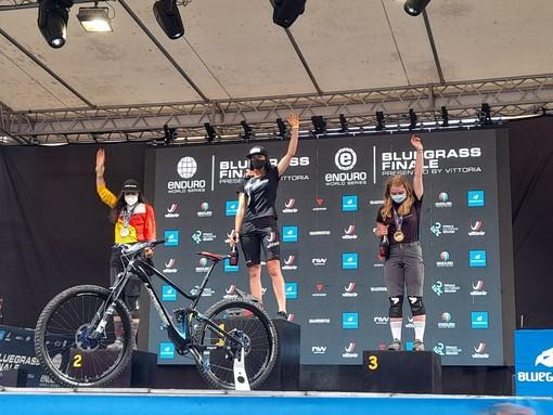 Ciclismo: Doppietta rossonera nella tappa dell'Enduro World Series di Finale Ligure