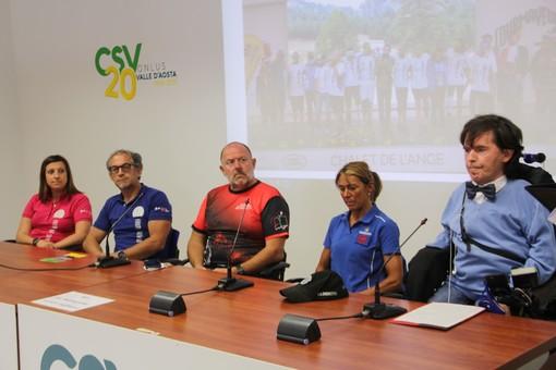 Trail: Il Tor d'Antan la sfida della Valle d'Aosta alla disabilità e turismo inclusivo
