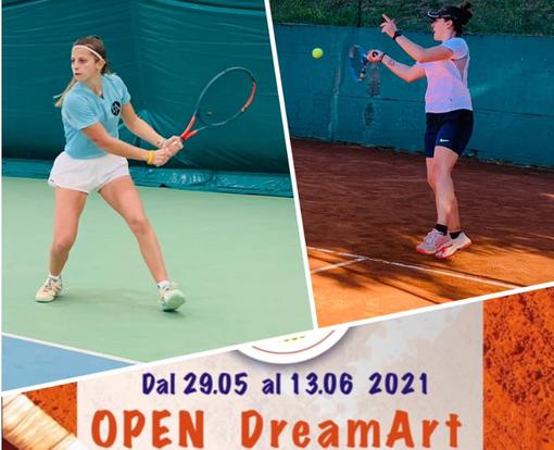 MATCH POINT: Al via al Tennis Club Charvensod l'Open Dream Art
