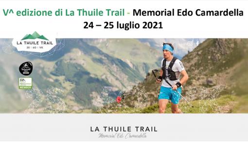 Trail: LA THUILE TRAIL confermano la V^ edizione dell'evento, che si terrà il weekend del 24 e del 25 luglio 2021