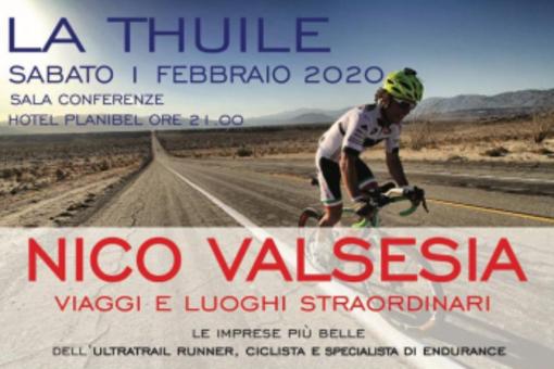 From 0 to Everest;  Nico Valsesia presenta a La Thuile la sua nuova avventura
