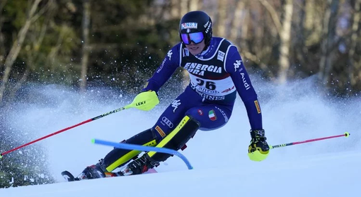 Sci: Gli slalomisti preparano a Champorcher la gara di Wengen, Folgaria ospita i gigantisti
