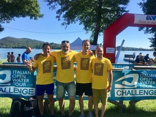 Nuoto: al Water Tour anche quattro valdostani